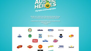 Woolworths Aussie Heroes Olympics and Paralympics Promotion