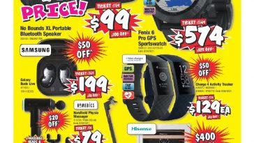 JB Hi Fi Catalogue 26 August - 8 September 2021 JBHiFi Smashing Prices