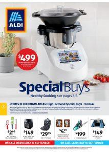 Aldi Catalogue Specials Week 37, 15 September - 21 September 2021