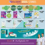 Discount Drug Stores Catalogue 8 September – 22 September 2021