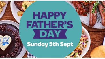 Woolworths Father's Day 2021