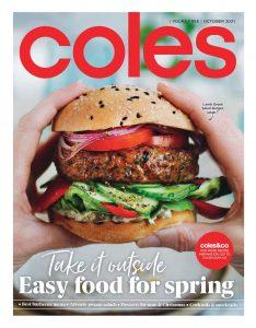 Coles Magazine October 2021