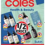 Coles Catalogue Health & Beauty 15 September - 21 September 2021