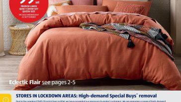 Aldi Catalogue Specials Week 38, 22 September - 28 September 2021