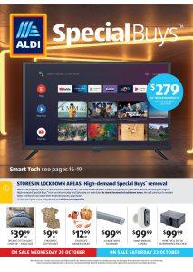 Aldi Catalogue Specials Week 42, 20 October - 26 October 2021