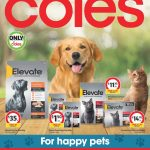 Coles Pet Catalogue 6 October – 12 October 2021