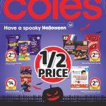 Coles Happy Halloween Catalogue 20 October – 26 October 2021